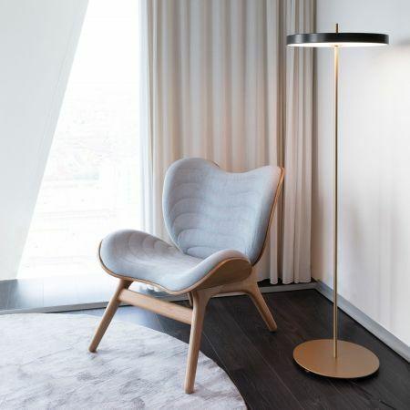 Asteria Green Floor Lamp