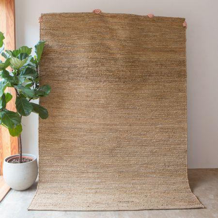 Yaro Large Natural Woven Rug