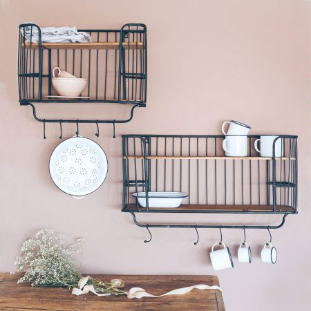 Jansen Industrial Shelves