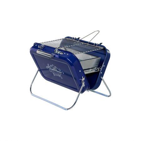 Adventures Blue Portable BBQ
