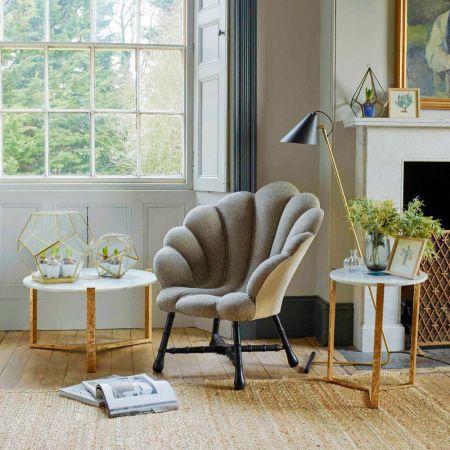 Ariel Shell Chair