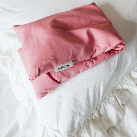 Pink Lavender Neck Pillow