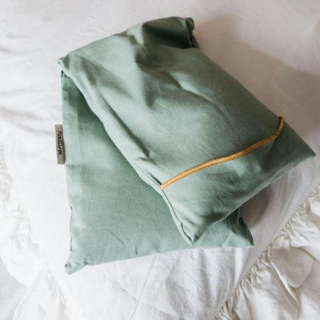 Green Lavender Neck Pillow