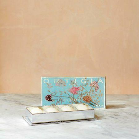 Florio Soap Set