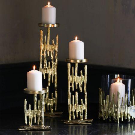 Ziggy Candle Holders