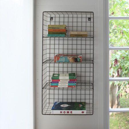 Wire Post Shelf