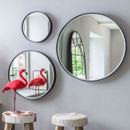 Eli Round Mirrors