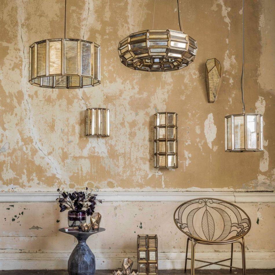 Glass Art Deco Lighting