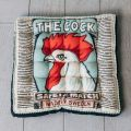 Cockerel Matchbox Seat Pad