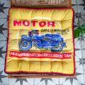 Motorbike Matchbox Seat Pad