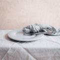 Constance Grey Dessert Plate