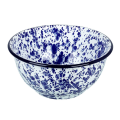 Small Enamel Splash Bowl
