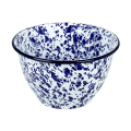 Medium Enamel Splash Bowl