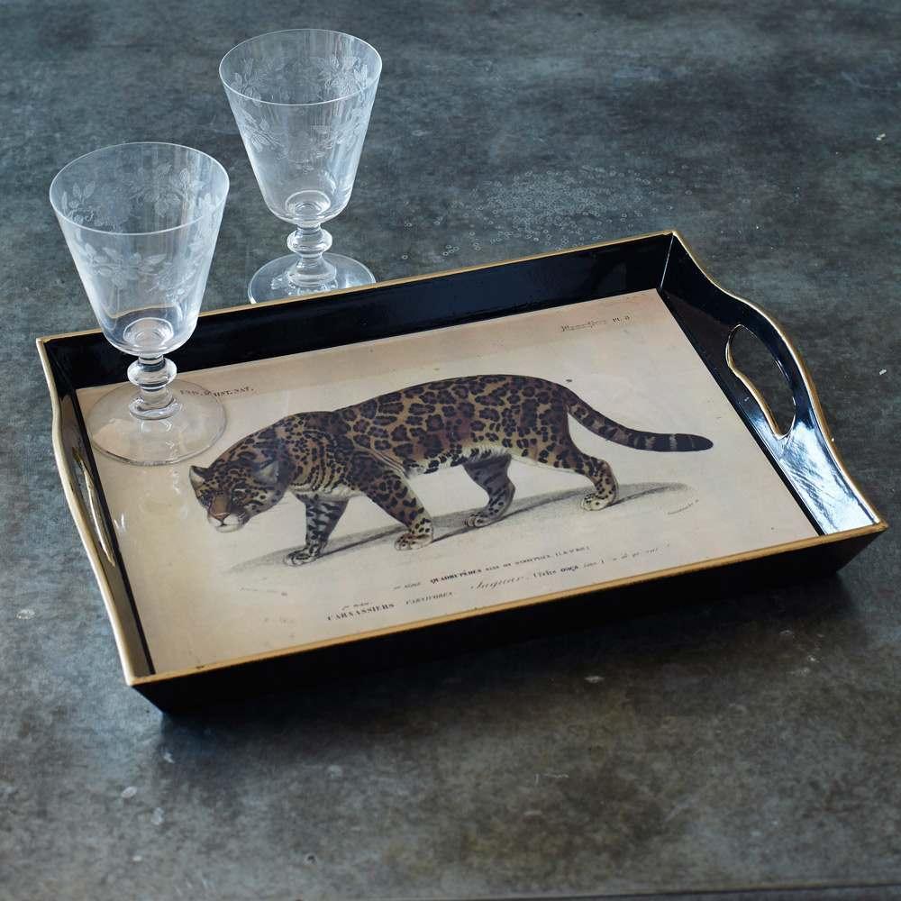 Al Fresco Jaguar Tray
