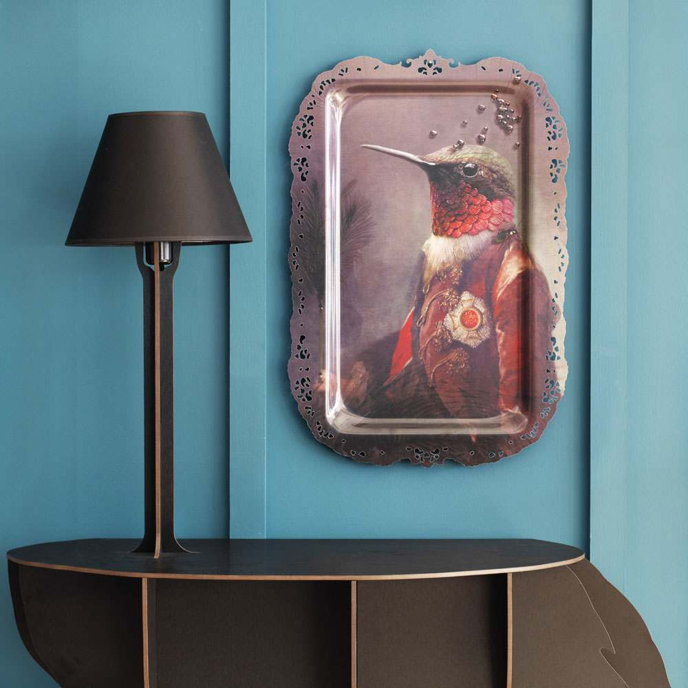 Ambroise Portrait Rectangular Tray