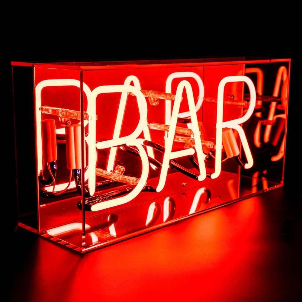 Neon Box Signs