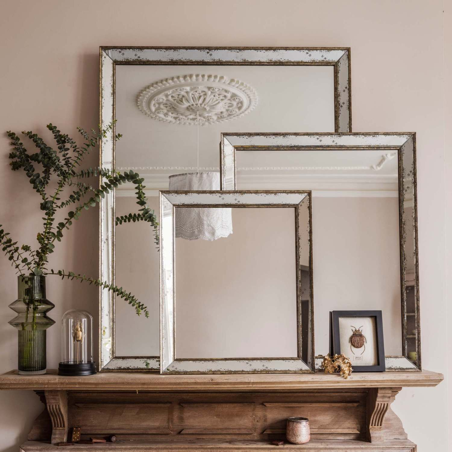 Antiqued Glass Mirrors Graham Green