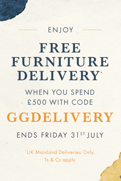 Free Furniture Delivery with code GGDELIVERY