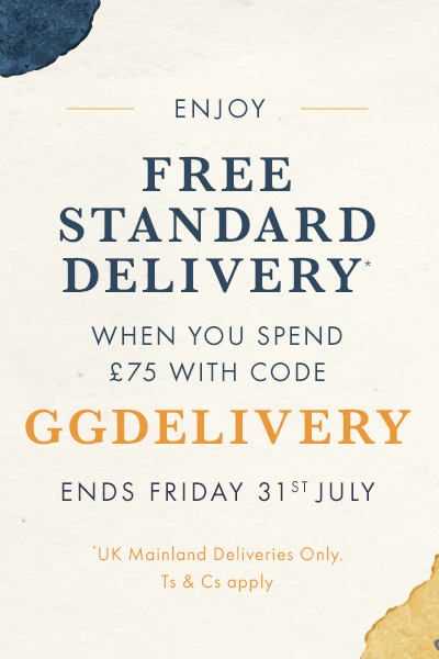 Free  Delivery with code GGDELIVERY