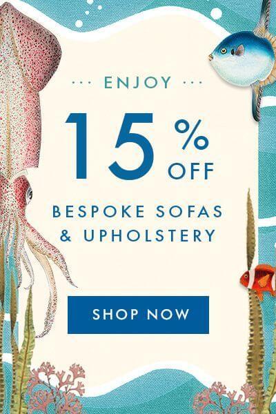 15% Off G&G Bespoke Upholstery