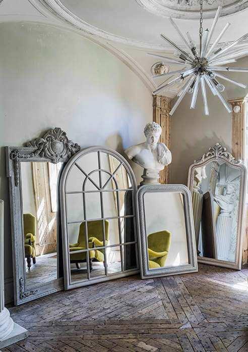 Renaissance Mirrors