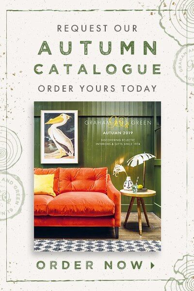 Request the Graham and Green Autumn Catalogue