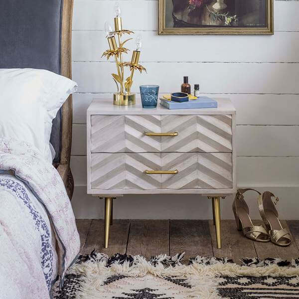 Side Tables and Bedside Tables