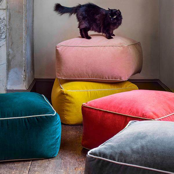Pouffes and Bean Bags