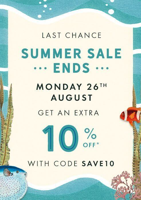 THE G&G SUMMER SALE