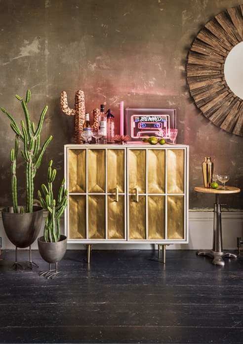 BULLION SIDEBOARD