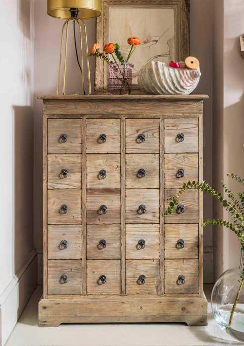 PIONEER RECLAIMED PINE CHEST