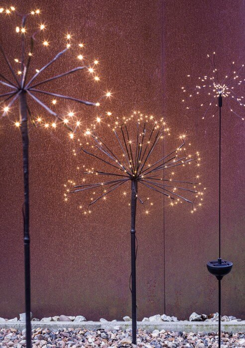 OUTDOOR DANDELION LIGHTS