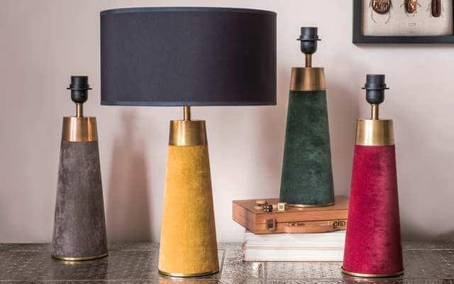 MONTANA TABLE LAMPS