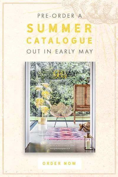Pre-order the Graham and Green Summer Catalogue