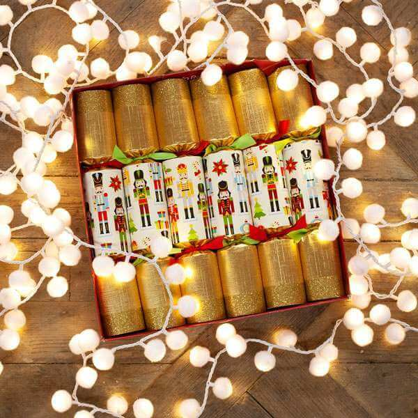 Crackers and Poppers