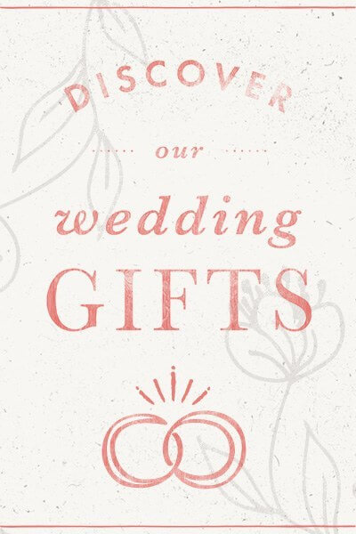 Graham and Green Wedding Gifts