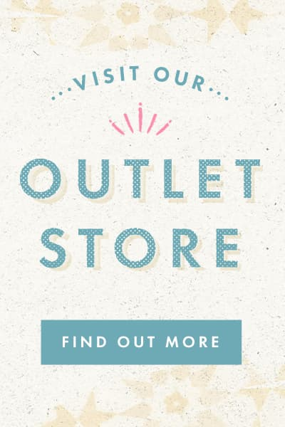Outlet Merch Banner