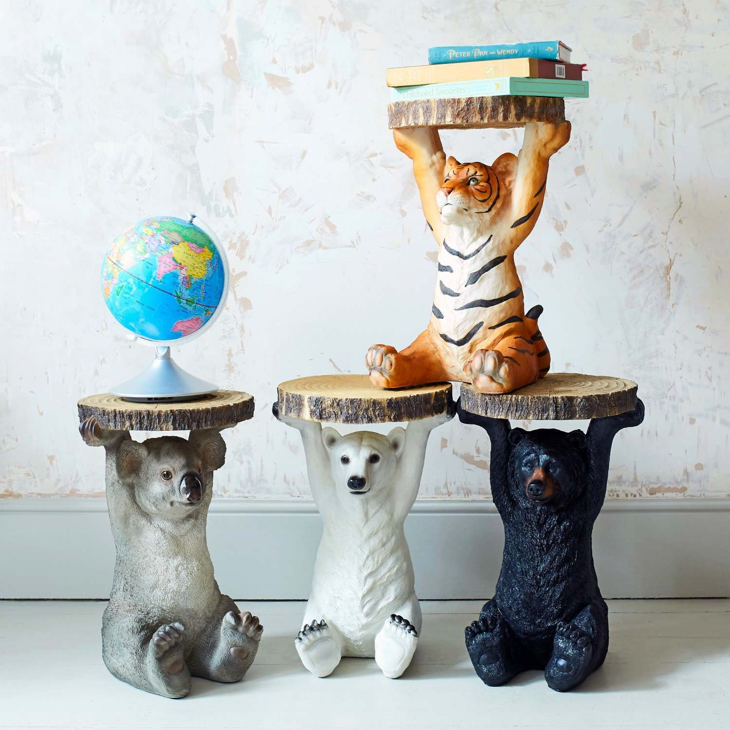 An image of Animal Side Tables