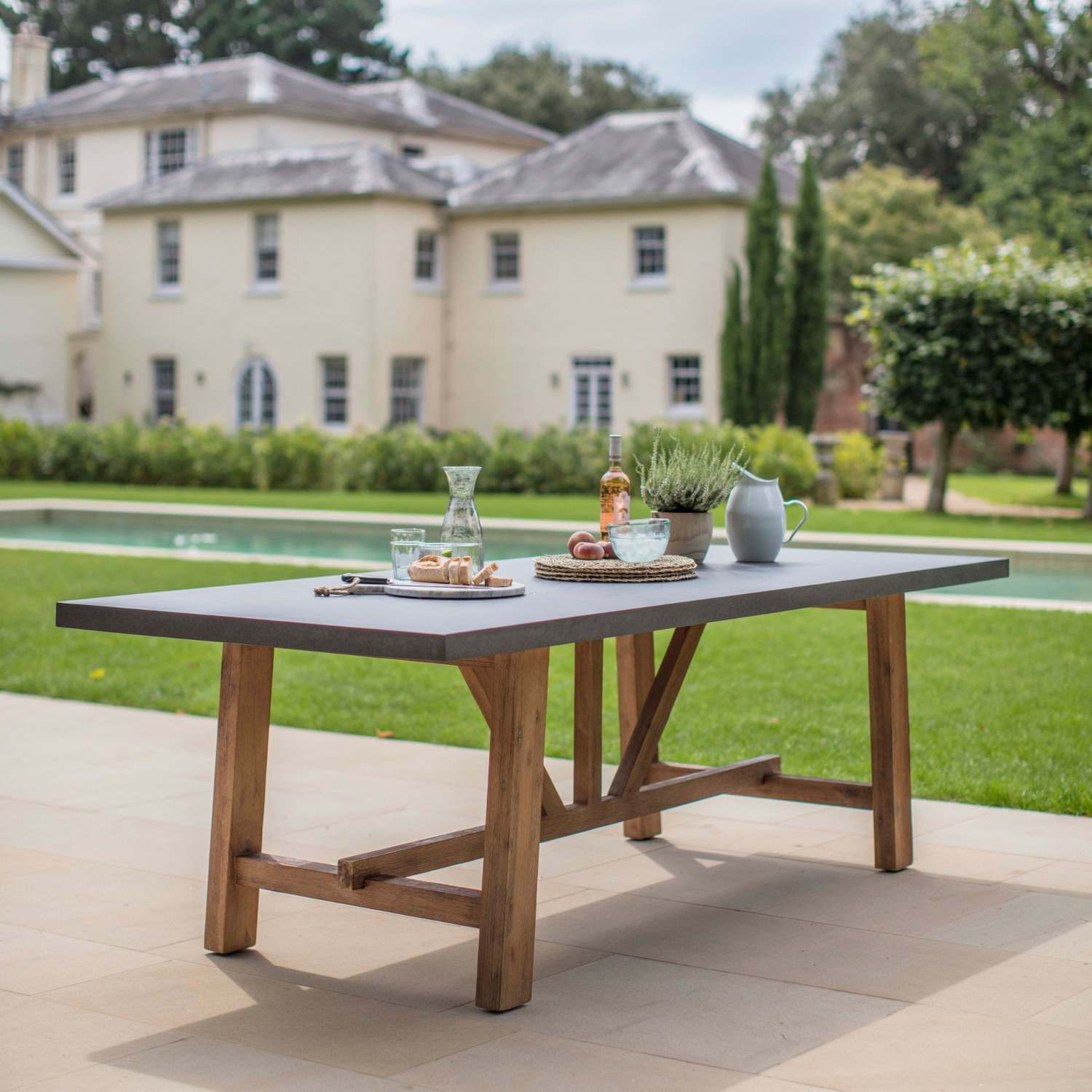 An image of Large Arden Dining Table