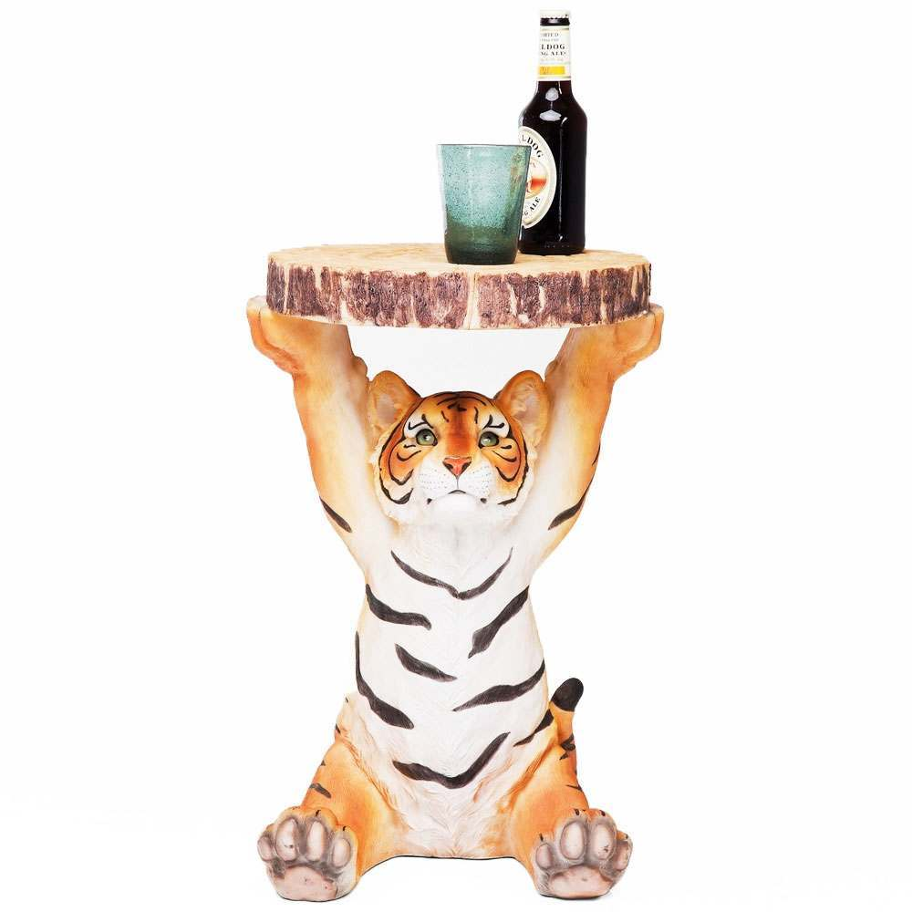 An image of Tyson Tiger Side Table