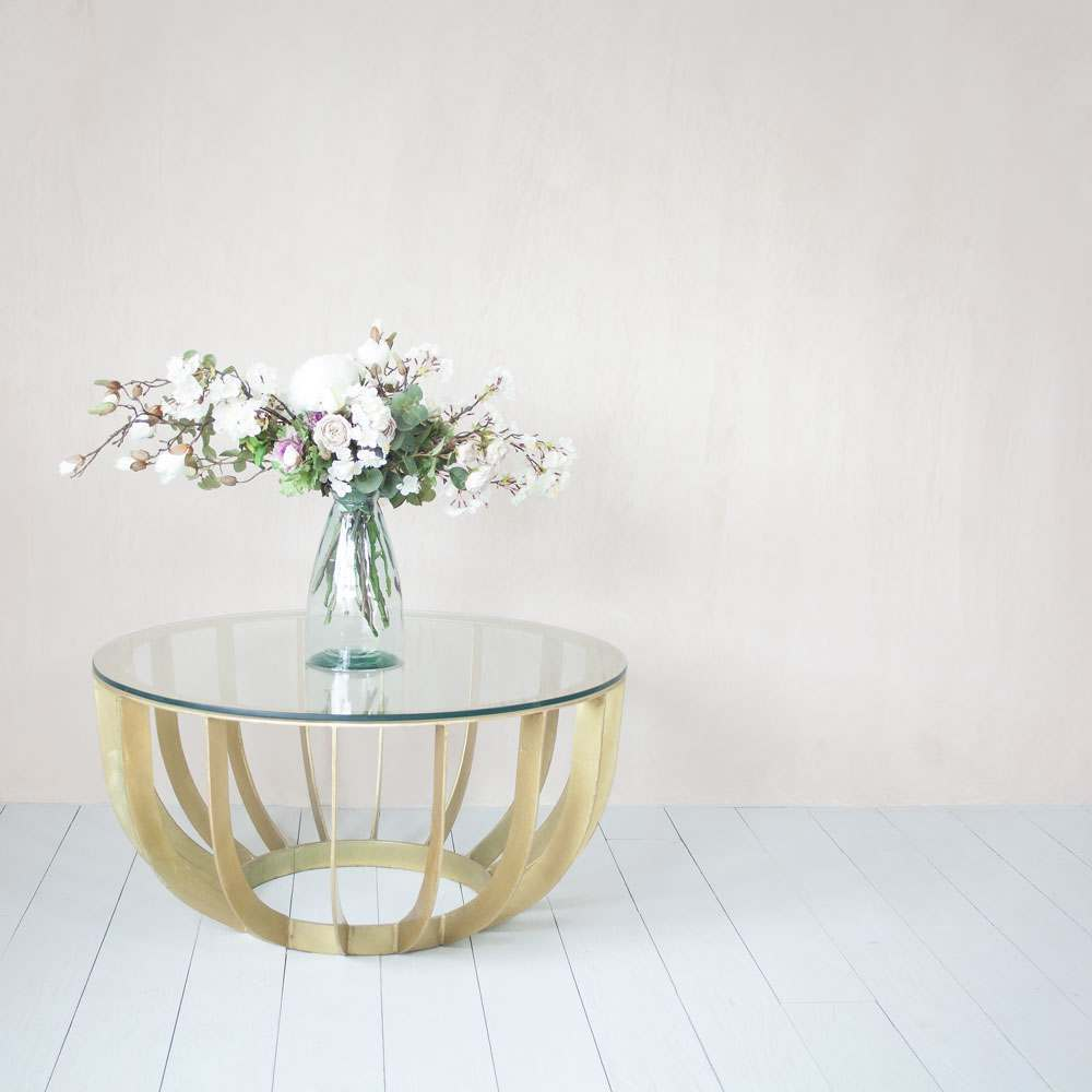 An image of Modica Round Coffee Table